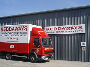 REDDAWAYS Removals, Domestic Mover of the Year 2014-15