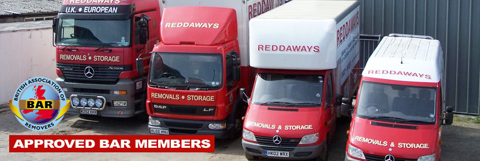 Reddaways Removals, Okehampton, North Devon